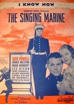 The Singing Marine (1937)