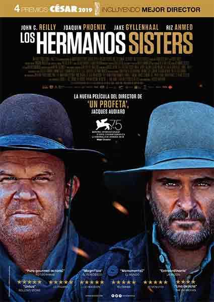 Los hermanos Sisters (2018)