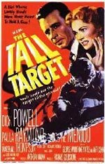 The Tall Target (1951)