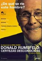 Donald Rumsfeld: Certezas desconocidas (2013)