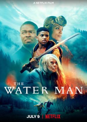 El hombre agua
