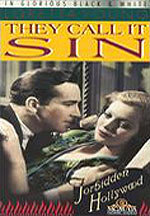 They Call It Sin (1932)