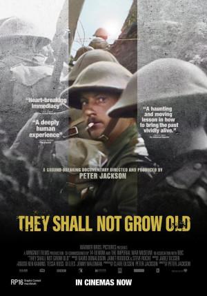 Ellos nunca envejecerán (2018)