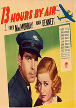 Thirteen Hours by Air (1936)
