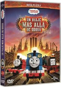 Thomas y sus amigos: un viaje más allá de Sodor (2017)