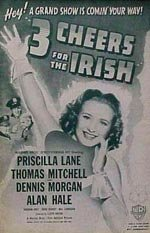 Three Cheers for the Irish (1940)