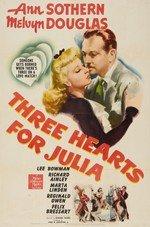 Three Hearts for Julia (1943)