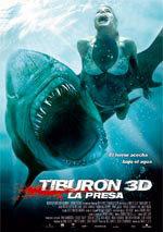 Tiburón 3D, la presa (2011)