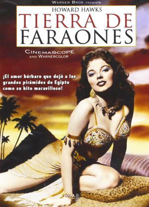 Tierra de faraones (1955)