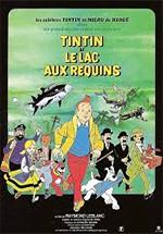 Tintín y el lago de los tiburones (1972)