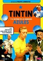 Tintín y el misterio de las naranjas azules (1964)