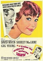 Todas las mujeres quieren casarse (1959)