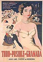 Todo es posible en Granada (1954)