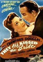 Todos besaron a la novia