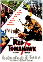 Tomahawk rojo (1967)