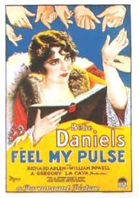 Tómeme el pulso, doctor (1928)