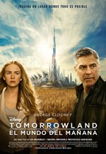 Tomorrowland. El mundo del mañana