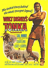 Tonka en la última batalla del general Custer (1958)