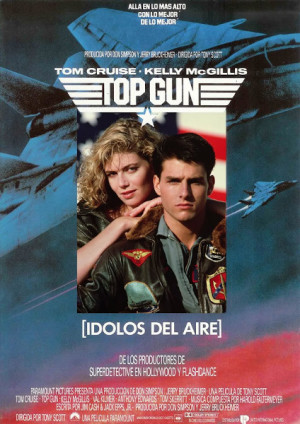 Top Gun. Ídolos del aire (1986)