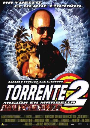 Torrente 2. Misión en Marbella (2001)