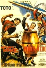 Totò contra el pirata negro (1964)
