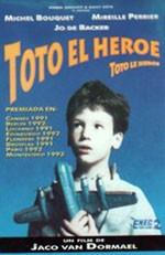 Toto, el héroe (1991)