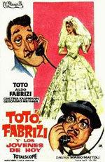 Totó, Fabrizi y los jóvenes de hoy (1960)