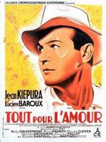 Tout pour l'amour (1933)