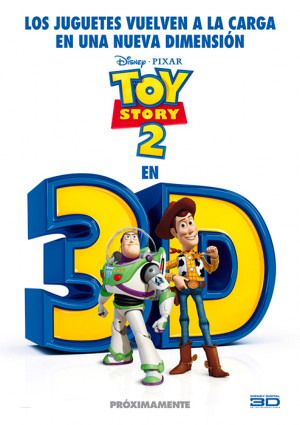 Toy Story 2 3D (2010)