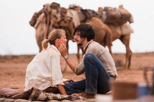 La chica que susurraba a los camellos