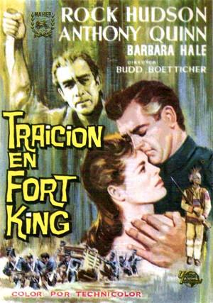 Traición en Fort King (1953)