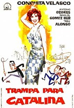 Trampa para Catalina (1961)