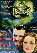 Tras la máscara (1932)