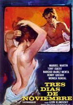 Tres días de noviembre (1977)