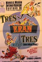 Tres eran tres (1955)