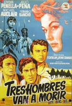 Tres hombres van a morir (1954)