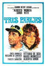 Tres parejas (1970)
