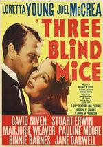 Tres ratones ciegos (1938)