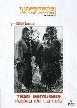 Tres samuráis fuera de la ley (1964)
