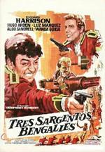 Tres sargentos bengalíes (1965)