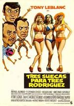 Tres suecas para tres Rodríguez (1975)