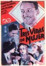Tres vidas de mujer (1932)