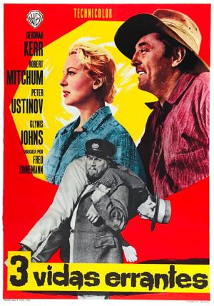 Tres vidas errantes (1960)