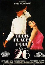 Trois places pour le 26 (1988)