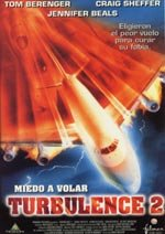 Turbulence 2. Miedo a volar