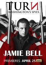 Turn: Espías de Washington (3ª temporada)