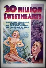 Twenty Million Sweethearts (1934)