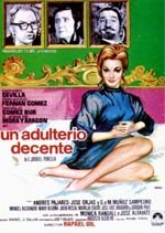 Un adulterio decente (1969)