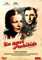 Un amor prohibido (1934)
