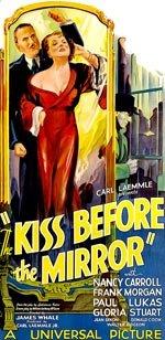 Un beso ante el espejo (1933)